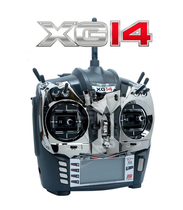 Win a JR XG14