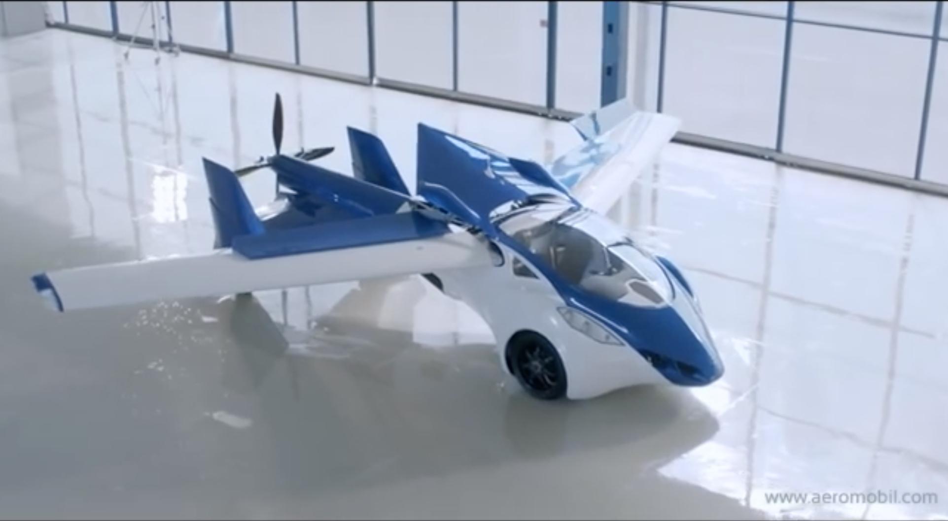 Transformer Aircraft